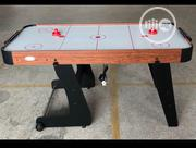 Foldable Air Hockey Imported With Complete Accessories Inside | Sports Equipment for sale in Lagos State, Victoria Island