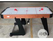 Foldable Air Hockey Imported With Complete Accessories Inside | Sports Equipment for sale in Abuja (FCT) State, Central Business District