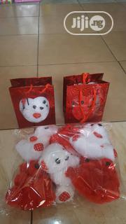 Teddy With Bag | Babies & Kids Accessories for sale in Lagos State, Lagos Mainland