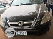 Honda CR-V 2004 EX 4WD Automatic Black | Cars for sale in Lagos State, Lagos Mainland