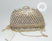 Gold Clutch Purse | Bags for sale in Abuja (FCT) State, Dei-Dei