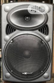 """Max Power 12"""" Professional Speaker System (12-300)   Audio & Music Equipment for sale in Lagos State, Mushin"""