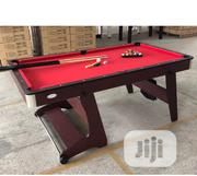 6fit Foldable Snooker Imported With Complete Accessories | Sports Equipment for sale in Abuja (FCT) State, Gwagwalada