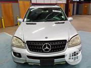 Mercedes-Benz M Class 2006 Silver   Cars for sale in Lagos State, Ikeja