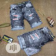 Classic Short Balmain Jean Available In Designs And Sizes   Clothing for sale in Lagos State, Lagos Island