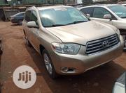 Toyota Highlander 2008 Gold | Cars for sale in Lagos State, Amuwo-Odofin