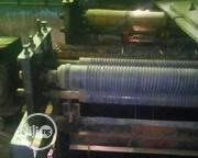 Exercise Book Double Sided Rulling Machine | Manufacturing Materials & Tools for sale in Lagos State, Alimosho