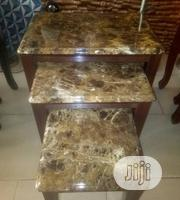 Center Table With Side Stool | Furniture for sale in Lagos State, Ojo