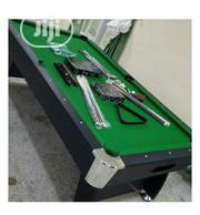 Brand New 8ft Snooker Pool Table With Complete Acessories | Sports Equipment for sale in Abuja (FCT) State, Central Business District