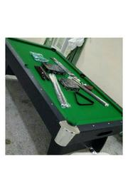 8ft Snooker Pool Table With Complete Acessories | Sports Equipment for sale in Akwa Ibom State, Eket