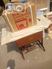 Singer Domestic Sewing Machine Folding Table (With Electric Motor) | Home Appliances for sale in Lagos State, Lagos Island