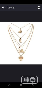 Multilayered Chain Necklace   Jewelry for sale in Lagos State, Ikeja