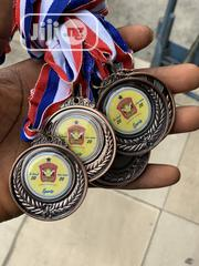 Medal With Printing | Arts & Crafts for sale in Lagos State, Ifako-Ijaiye