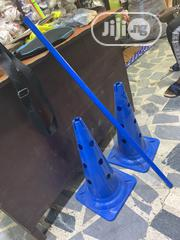 A Set Of Agility Cones With Hole   Sports Equipment for sale in Lagos State, Victoria Island
