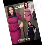 Nice Short Office Gown   Clothing for sale in Lagos State, Surulere
