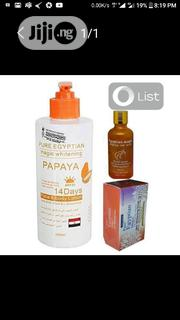 Pure Egyptian Whitening Kit | Skin Care for sale in Lagos State, Mushin