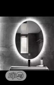 Egg LED Mirror 07 | Home Accessories for sale in Lagos State, Orile