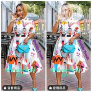 Nice Beautiful Flay Gown | Clothing for sale in Lagos State, Surulere