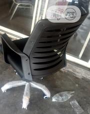 High Quality Recline Leather/Net Office Chair | Furniture for sale in Lagos State, Ilupeju