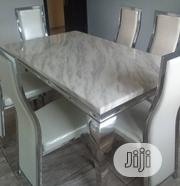 This Is Brand New Quality Dining Table Six Seaters It Is Very Strong   Furniture for sale in Lagos State, Ikeja