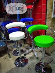 Brand New Imported Leather Bar Stools With Adjustable Control   Furniture for sale in Lagos State
