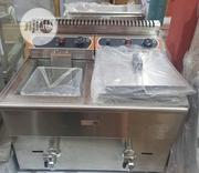 Double Deep Gas Fryer | Restaurant & Catering Equipment for sale in Abuja (FCT) State, Jabi