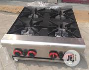 4 Burner Industrial Gas Stove | Restaurant & Catering Equipment for sale in Abuja (FCT) State, Jabi