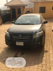 Toyota Corolla 2009 Black | Cars for sale in Abuja (FCT) State, Central Business District