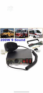 Police Siren 200W Good Condition | Vehicle Parts & Accessories for sale in Lagos State, Ikoyi