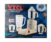 VTCL 4 In 1 Blender/Mixer/Grinder - 750watts | Kitchen Appliances for sale in Oyo State, Egbeda