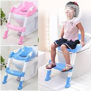 Foldable Baby Potty Training Chair With Adjustable Ladder | Children's Furniture for sale in Lagos State, Lagos Island