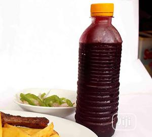 Pineapple Flavoured Zobo Drink