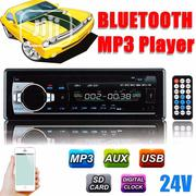 Bluetooth Handsfree Car Stereo Radio Audio MP3 Player | Vehicle Parts & Accessories for sale in Lagos State, Ikoyi