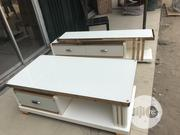 High Quality Set Of Adjustable Plasma Stand And Table | Furniture for sale in Lagos State, Ojo