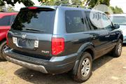 Honda Pilot 2005 EX-L 4x4 (3.5L 6cyl 5A) Gray | Cars for sale in Lagos State, Ojota