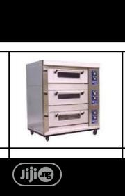 Tripple Deck Elec. Oven Without Proofer 60X40(Made In Italy) | Industrial Ovens for sale in Lagos State, Ikeja