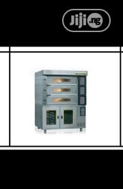 Tripple Deck Elec. Oven With Proofer 60X40 (Made In Italy) | Industrial Ovens for sale in Lagos State, Ikeja