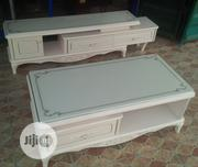 High Quality Adjustable TV Stand With Centre Table | Furniture for sale in Lagos State, Maryland