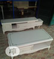 Reliable Adjustable TV Stand With Center Table | Furniture for sale in Lagos State