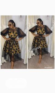 New Female Quality Net Designer Gown | Clothing for sale in Lagos State, Ikeja