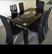 Strong Dining Table With Six Chairs | Furniture for sale in Lagos State, Magodo