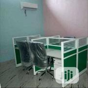 Newly Imported Quality Office Workstation Table 4 Seater | Furniture for sale in Lagos State, Victoria Island