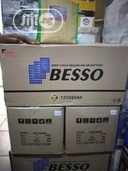 200ahs BESSO Battery   Electrical Equipment for sale in Lagos State, Ojo