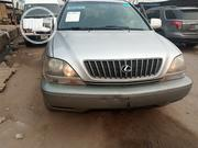 Lexus RX 2000 Silver   Cars for sale in Lagos State, Surulere