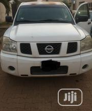 Nissan Titan 2005 Crew Cab XE 4WD White | Cars for sale in Kwara State, Ilorin West