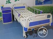 Hospital Bed With Bedside Locker | Medical Equipment for sale in Lagos State, Lagos Island