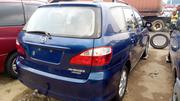 Toyota Avensis 2005 Verso 2.0 Blue   Cars for sale in Lagos State, Apapa