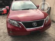 Lexus RX 2010 350 Red   Cars for sale in Lagos State, Surulere