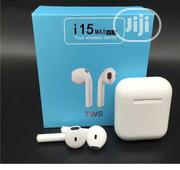 I15 Tws Earphones | Headphones for sale in Lagos State, Ikeja