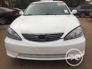 Toyota Camry 2.4 GLi Automatic 2006 White | Cars for sale in Lagos State, Ikeja